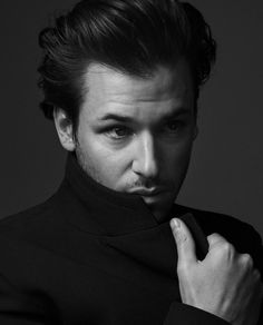 andrewertheretassocies:  Gaspard Ulliel portrayed by Pawel Pysz for El Pais Icon April 2015 Issue Styled by Brais Vilaso