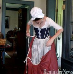 18th century fashion for women | Fashionable Frolicks explores 18th century clothing | Reminder News