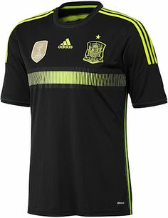 5bd85dc1113 Spain Away Kit for World Cup 2014  worldcup  brazil2014  spain  soccer