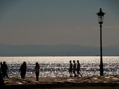 Thessaloniki Visit Greece, Our Town, Modern Metropolis, Thessaloniki, Macedonia, Landscapes, Greek, Photos, Pictures