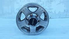 WHEEL RIM 15X6-1/2 ALLOY 5 SPOKE Fits 99 Isuzu Rodeo -- Awesome products selected by Anna Churchill