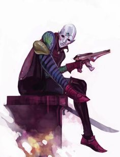 Dark Eldar x Craftworld Eldar: Harlequin by Beckjann on DeviantArt