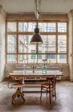Las Cositas de Beach & eau: Un estudio en una vieja fábrica de BERLÍN............