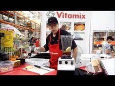 VitaMix Ice Cream Video