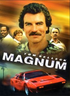 From Magnum Pi - Series 2 [dvd] 80 Tv Shows, Old Shows, Great Tv Shows, Tom Selleck, Tv Vintage, Mejores Series Tv, Capas Dvd, Magnum Pi, Movies And Series