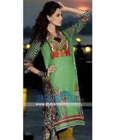 Ittehad Summer Lawn Collection 2015 By Designer HSY