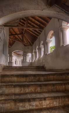 Entrance, Dambulla Cave Temple, Sri Lanka
