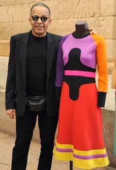 C'est Jolie!: Black History Month: Fashion Designer Stephen Burrows
