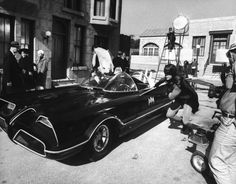 "Behind the Scenes of TV's Original ""Batman"""