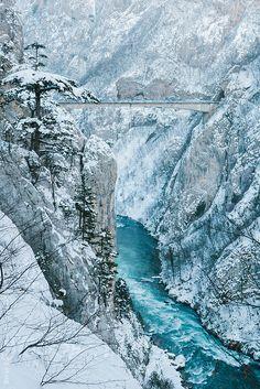 Montenegro Winter by Zoran Djekic