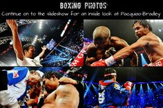 June 10, 2012    Exclusive photos from the controversial Manny Pacquiao-Tim Bradley event. Bradley won a split-decision at the MGM Grand in Las Vegas, NV