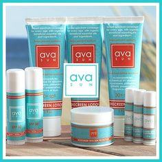 Complete sun protection for your whole family with non toxic avaSUN. Sunscreen or sunscreen sticks with 30+ spf, moisturizer with sunscreen spf 15, and lip balm with sunscreen. Find me on Facebook as well - https://www.facebook.com/avaandersonnontoxicmelbrown