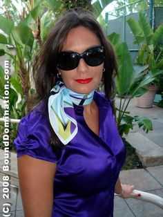 Silk Neck Scarf, Adriana Lima, Neck Scarves, Satin Dresses, Scarf Styles, Simple Style, Fashion Accessories, Women Wear, Feminine