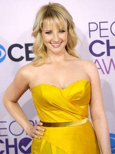 Nyy'zai Melissa Rauch Big Bang Theory