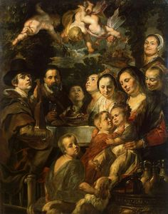 Jacob Jordeans  (St.Petersburg)