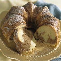 Splenda Cinnamon Swirl Coffeecake