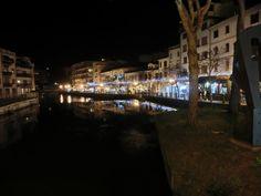 Treviso by night in veste natalizia