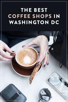 BEST COFFEE SHOPS IN WASHINGTON DC // http://megbiram.com #coffee #travel
