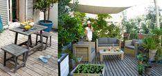 Petits meubles de jardin