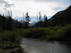 Spanish Creek, Montana