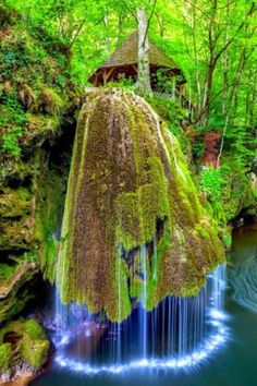 Bigar waterfall in Anina mountains: Romania Bigar Waterfall, Caras Severin County, Romania. Located in the nature reserve in Anina Mountains, the amazing waterfall is indeed a unique one. All Nature, Amazing Nature, Beautiful Places In The World, Most Beautiful, Beautiful Things, Image Pinterest, Grand Canyon, Cascade Falls, Destinations