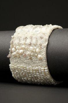 Bridal Couture Cuff