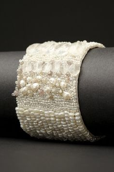Bridal Couture Cuff