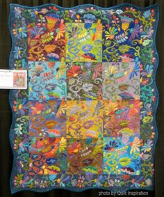 The 2016 AQS QuiltWeek in Phoenix, Arizona was one of the best shows  ever.   With hundreds of quilts and very special exhibits by renowned ...