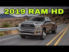 2019 RAM 2500 and 3500 Heavy Duty Trucks! Heavy Duty Trucks
