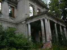 Pałac w Nieznanowicach kiedyś