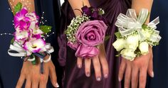 Formal Prom Flower Corsages | Flower Meanings, Pictures and Photos