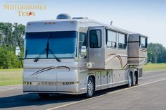 2004 Newell 45' #C1879 Now Available for Sale from Motorhomes of Texas!  #Luxury diesel #RV