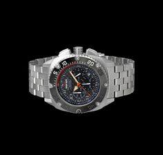 Get Specifications Of MTM Silver Patriot Military Watches For Men In Tactical Units