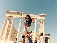 Viajar sozinha pela Europa_Atenas_Viajando bem e barato pela Europa