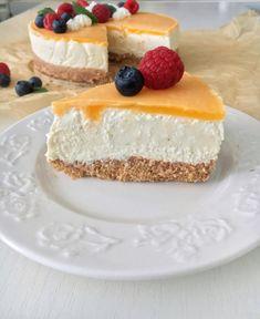 Mousse, Cheesecake, Food, Cheesecakes, Essen, Meals, Yemek, Cherry Cheesecake Shooters, Eten