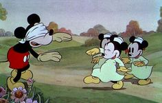 Got it from Facebook: Mickey Mouse