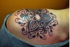 Egyptian Lotus Tattoo Design | lotus tattoos1 Lotus Tattoos