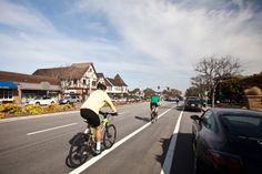 Cycling infrastructure is coming our way in the near-ish future. #DelMar #SDNeighborhoods