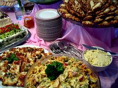 Rippijuhlatarjoilut – Hellapoliisi Paella, Tacos, Mexican, Chicken, Meat, Ethnic Recipes, Party, Food, Essen
