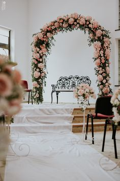 Wedding flower decorarion