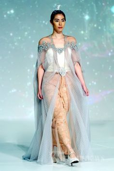 Fashion Show Karya Era Soekamto, Foto 1 - Tribun Images