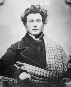 Alexander Muir, Canadian songwriter.   11 Historical Hunks That'll Make You Want To Time Travel