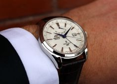 The Orient Polaris GMT Automatic   Reviewed on Dappered.com