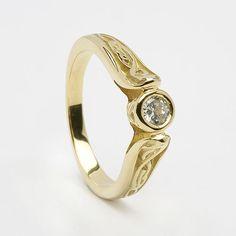 Tailtiu LeCheile Engagement Ring (C-782)