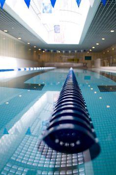 Mi último gusto: la natación.