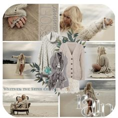 Soft Summer Knit by spicemarket on Polyvore featuring Warehouse, Quiksilver, Bardot, Gathering Eye, Accessorize, BonBon Boutique, Faliero Sarti, MANGO, bohemian jewelry and turquoise jewelry