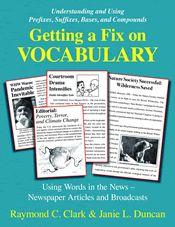 Pro Lingua's Books/Getting a Fix on Vocaulary