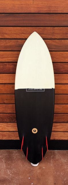 """*AVAILABLE FOR DELIVERY OR PICKUP 6 WEEKS FROM PURCHASE 5'8"""" x 20"""" x 2.56"""" // 32.9 liters Ledge/Swing Mashup. Custom resin color, Glass on quad fin set up, PU/PE, glassed 4+4/4oz. New age step-up with"""