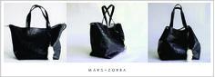 Mars+Zorba chic (with an edge) leather goods Olympia Croco shopper bag leather handbags marsandzorba.com