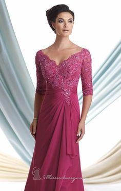 I finally got a dress. I ordered this one in dark aqua! Mon Cheri 113925WP by Mon Cheri Montage